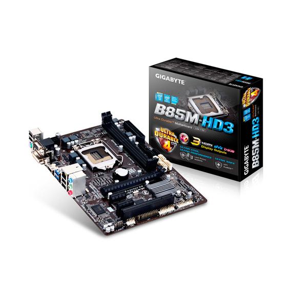 Mainboard/ Bo mạch chính Gigabyte B85M-Gaming 3