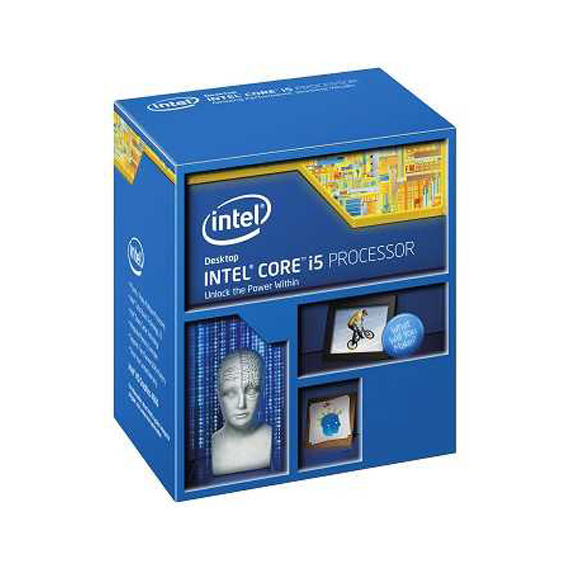 CPU Core I5 - 4690 (3.5GHz)