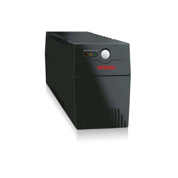 UPS/ Bộ lưu điện Sorotec BL500 (500VA)