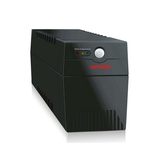 UPS/ Bộ lưu điện Sorotec BL650 (650VA)