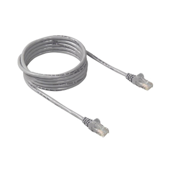 Cable UTP Vcom 5m Cat 6 slim