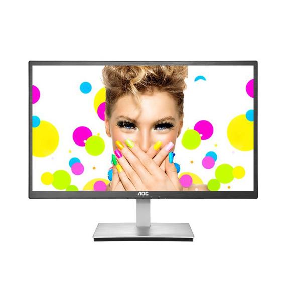 Màn hình LCD AOC 23.5'' I2476VW (Trắng)