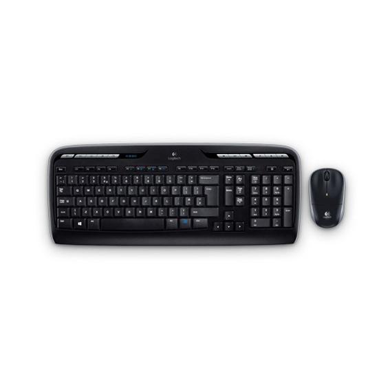 Bàn phím+Chuột máy tính Logitech MK330