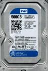 Ổ cứng HDD WD 500GB-5000AZLX (Xanh)