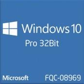 Phần mềm Win 10 Pro 32 bit 1pk DSP OEI DVD (FQC-08969)
