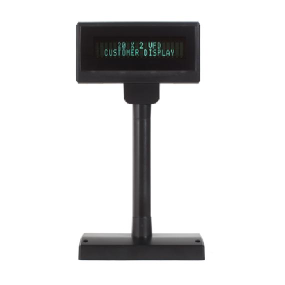 Màn hình hiển thị FIRICH (FEC) - Customer Display FV-2029M