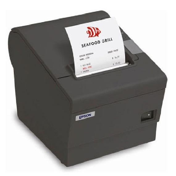 Máy in nhiệt TM-T82II [USB+parallel, USB+RS232, LAN (cổng mạng)]