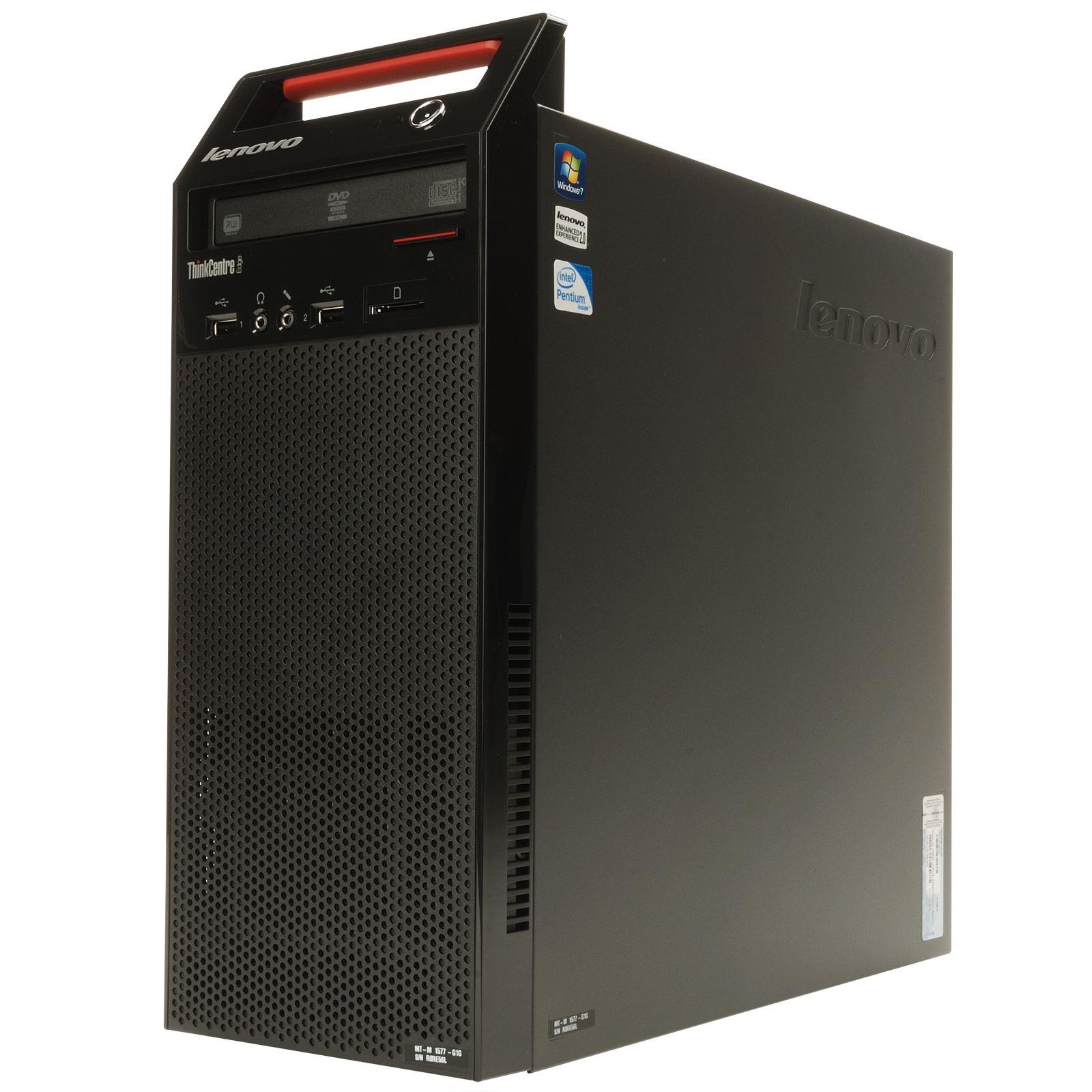 Máy Tính Để Bàn PC Lenovo V520 (10NKA00DVA) G4560