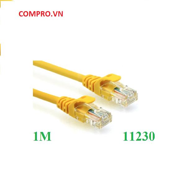 Cáp mạng đúc sẵn Cat5e dài 1m chính hãng Ugreen UG11230 cao cấp
