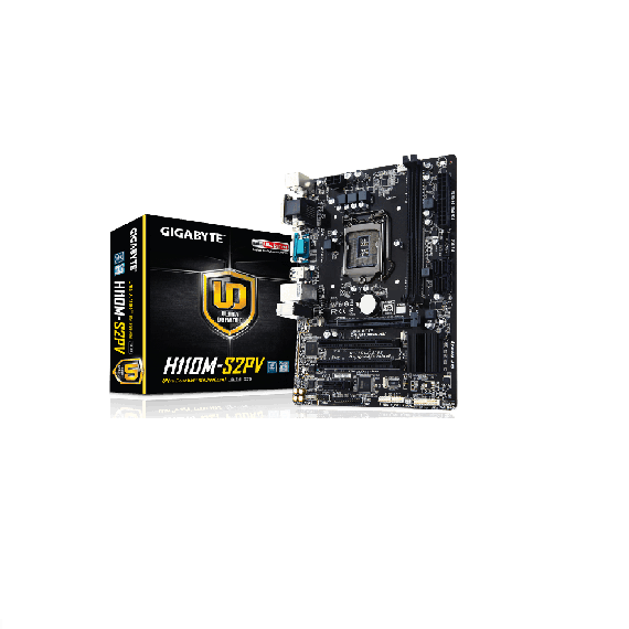 Bo mạch chủ Motherboard Mainboard Gigabyte H110M-S2PV LGA 1151