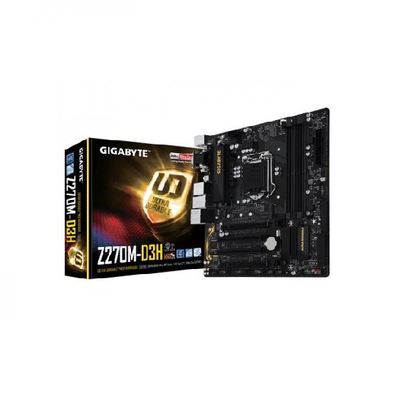 Bo mạch chủ Motherboard Mainboard Gigabyte Z270M-D3H LGA 1151