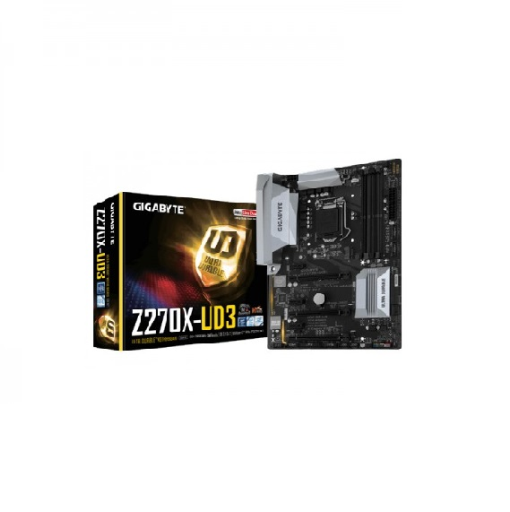 Bo mạch chủ Motherboard Mainboard Gigabyte Z270X-UD3 LGA 1151
