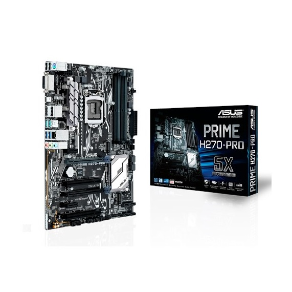 Bo mạch chủ Motherboard  Mainboard Asus Prime H270-Pro LGA 1151