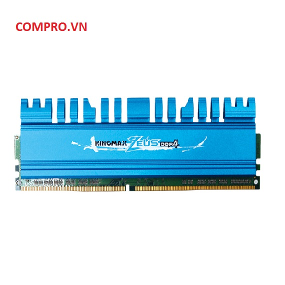 BỘ NHỚ RAM DDR4 KINGMAX 16GB (2400) (HEATSINK) (ZEUS)