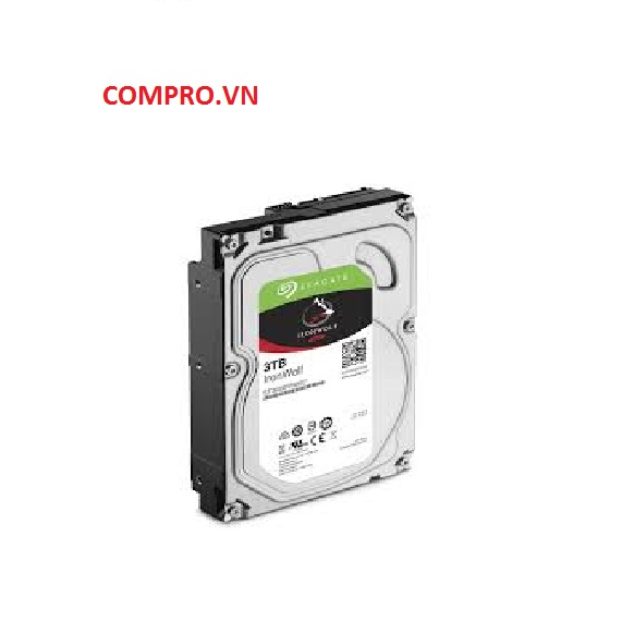 Ổ cứng NAS Seagate Ironwolf 3TB 3.5'' (ST3000VN007)