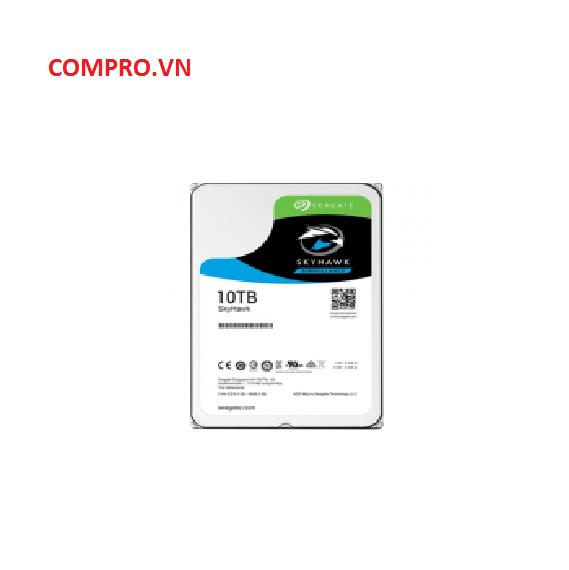 """Ổ cứng HDDSeagate SKYHAWK 10 TB 3.5"""" ST10000VX0004"""