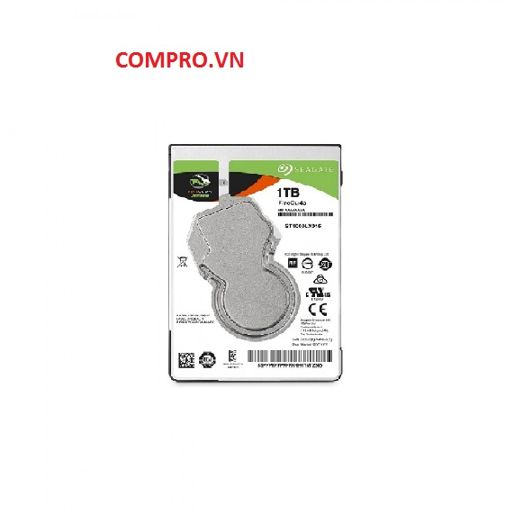 """Ổ cứng Seagate FIRECUDA 1 TB 3.5"""" ST1000DX002 (20,17MM)"""