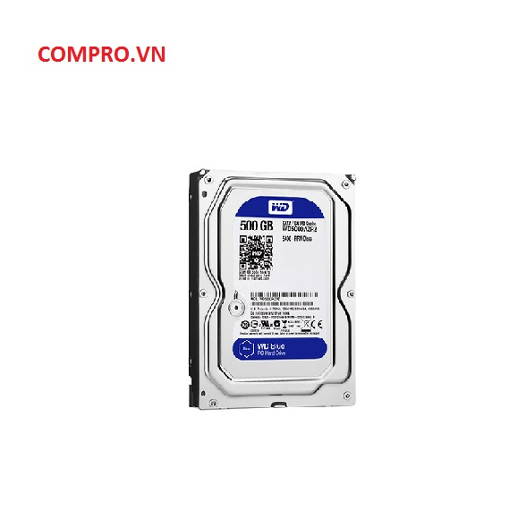 Ổ cứng Harddisk PC Desktop HDD WD 500GB-5000AZRZ