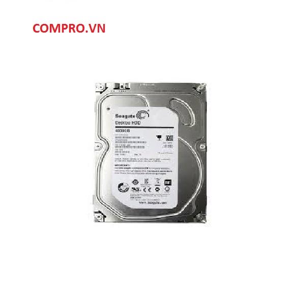 Ổ cứng Harddisk PC Desktop HDD Seagate 4TB Sata