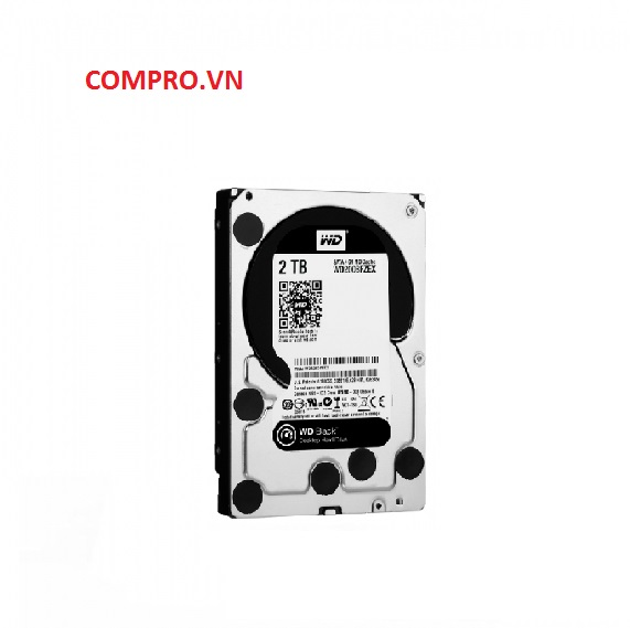 Ổ cứng Harddisk PC Desktop HDD WD 2TB WD2003FZEX Sata 3