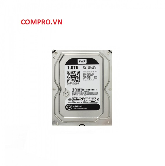 Ổ cứng Harddisk PC Desktop HDD WD 1TB WD1003FZEX