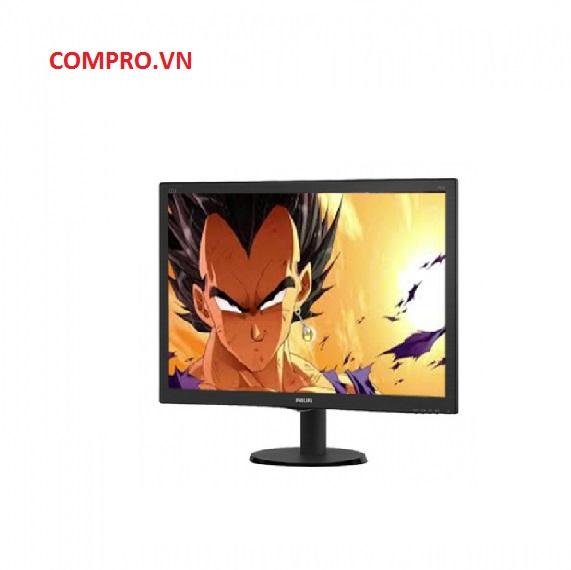 Monitor Màn hình LCD Philips 19.5'' 206V6QSB