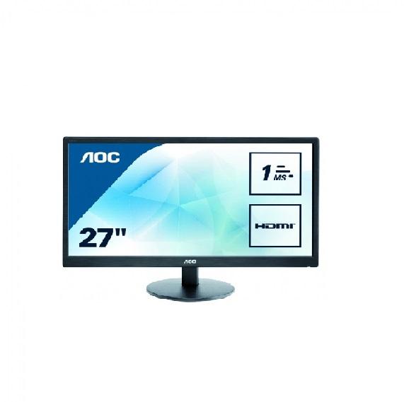 Monitor Màn hình LCD AOC 27' E2770SH