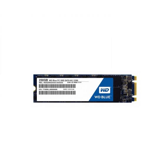 Ổ cứng Western Digital SSD WD 250GB WDS250G1B0B (M2-2280)