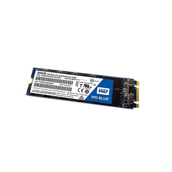 Ổ cứng Western Digital SSD WD 500GB WDS500G1B0B (M2-2280)