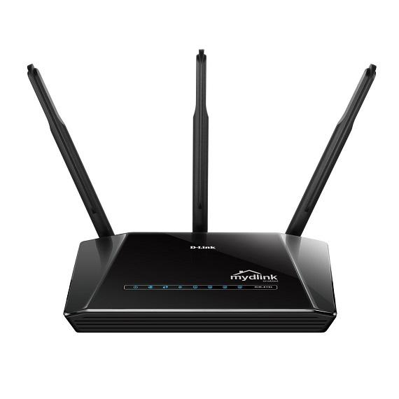 Thiết Bị Mạng Router Wifi D-Link DIR 619L