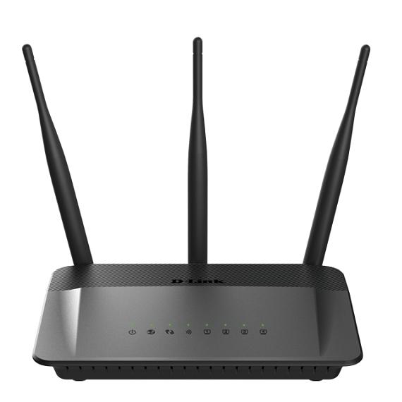 Thiết Bị Mạng Router Wifi D-Link DIR 809
