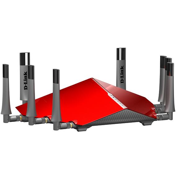 Thiết Bị Mạng Router Wifi D-Link DIR 895L