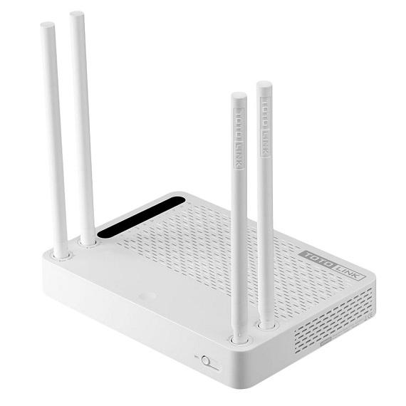 Thiết Bị Mạng Router Wifi ToToLink A3002RU