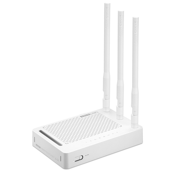 Thiết Bị Mạng Router Wifi ToToLink N302R+