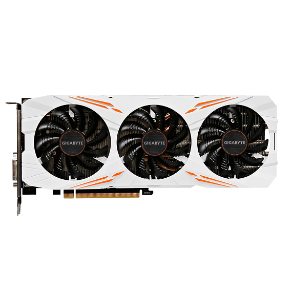 Card màn hình Gigabyte GeForce GTX 1080 Ti 11GB N108TGaming OC-11G
