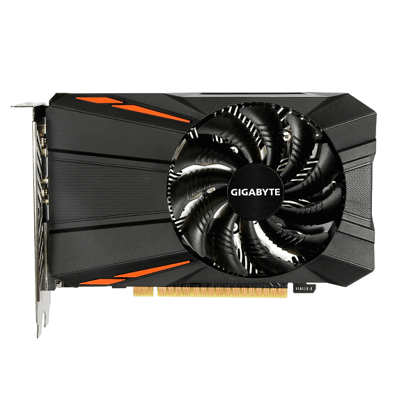 Card màn hình Gigabyte GeForce GTX 1050 2GB N1050D5-2GD