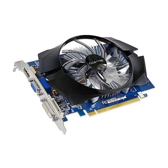 Card màn hình Gigabyte NVIDIA GeForce GT 730 2GB N730D5-2GI