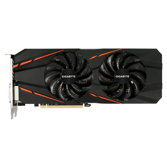Card màn hình Gigabyte NVIDIA GeForce GTX 1060 3GB N1060G1 Gaming-3GD