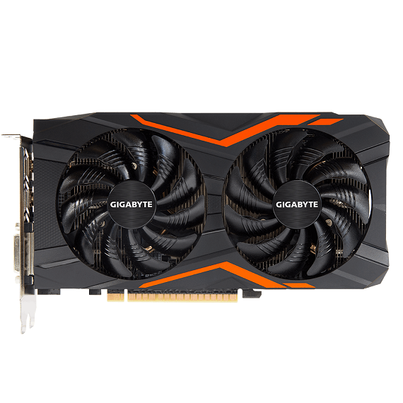 Card màn hình Gigabyte GeForce GTX 1050 Ti G1 Gaming  4GB N105TG1 Gaming-4GD