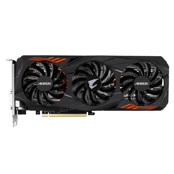 Card màn hình Gigabyte AORUS GeForce GTX 1070Ti 8GB N107TAORUS-8GD