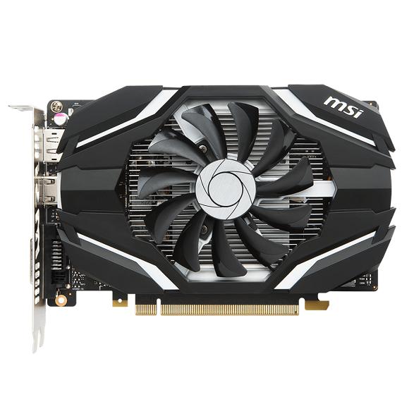 Card màn hình Msi GeForce GTX 1050 2GB GTX1050 2G OCV1