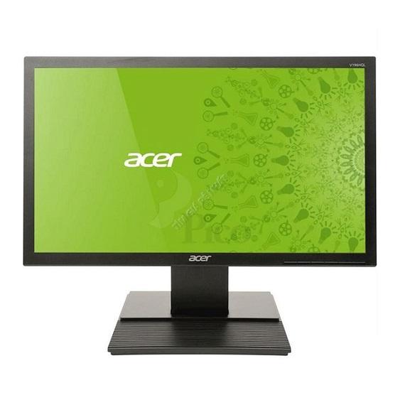 Màn hình máy tính LCD ACER 18,5' inch wide (V196HQL)