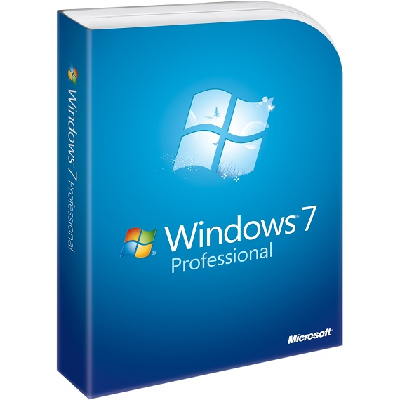 Win 7 Professional SP1x 32bit English 1pk DSP OEI Not to China DVD LCP (FQC - 08279)