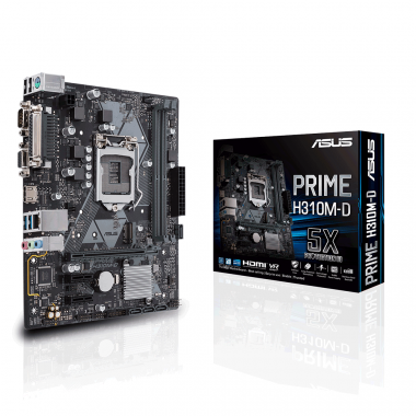 Bo mạch chủ Motherboard Mainboard Asus Prime H310M-D