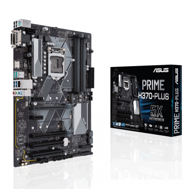 Bo mạch chủ Motherboard Mainboard Asus Prime H370-Plus