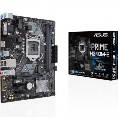 Bo mạch chủ Motherboard Mainboard Asus Prime H310M-E