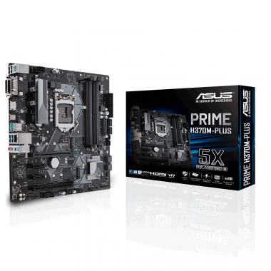 Bo mạch chủ Motherboard  Mainboard Asus Prime H370M-Plus