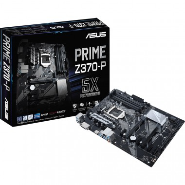 Bo mạch chủ Motherboard Mainboard Asus Prime Z370-P