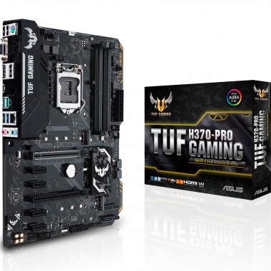 Bo mạch chủ Motherboard  Mainboard Asus TUF H370-PRO GAMING