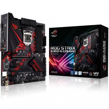 Bo mạch chủMotherboard Mainboard Asus Rog Strix B360-H Gaming